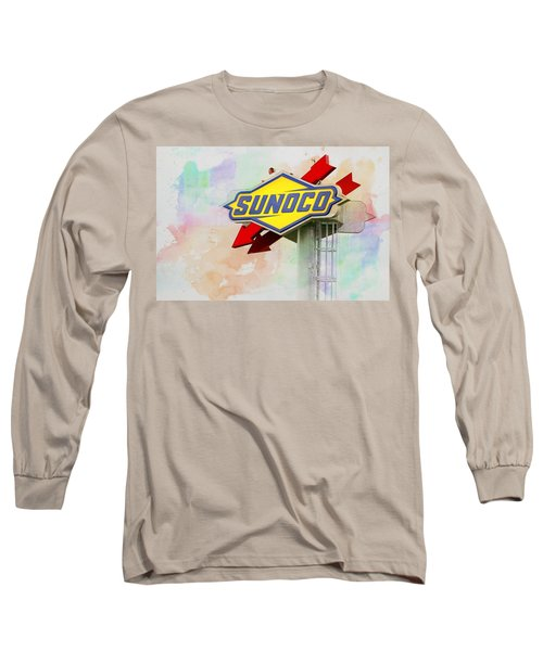From The Sunoco Roost Long Sleeve T-Shirt