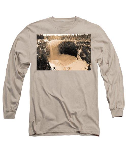 Frozen Falls Long Sleeve T-Shirt