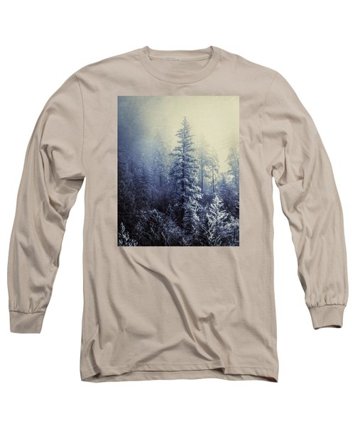 Frozen In Time Long Sleeve T-Shirt by Melanie Lankford Photography