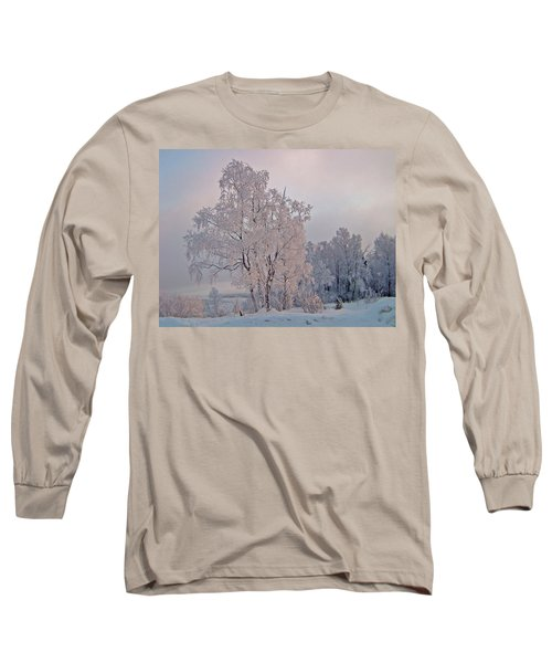 Long Sleeve T-Shirt featuring the photograph Frozen Moment by Jeremy Rhoades