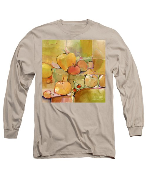 Fruit Still Life Long Sleeve T-Shirt