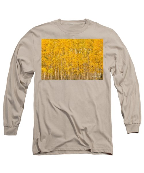 Fullness Of Gold Long Sleeve T-Shirt