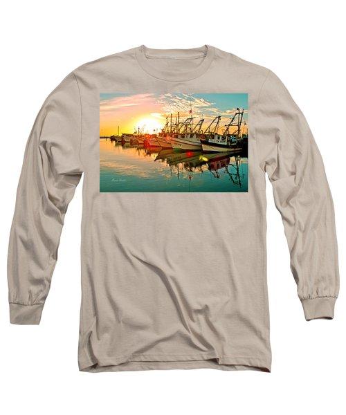 Fulton Harbor Long Sleeve T-Shirt