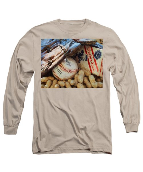 Long Sleeve T-Shirt featuring the photograph Fundamentals by John Freidenberg