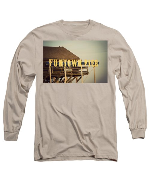 Funtown Vintage Long Sleeve T-Shirt