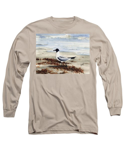 Galveston Gull Long Sleeve T-Shirt