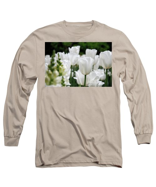 Garden Beauty Long Sleeve T-Shirt