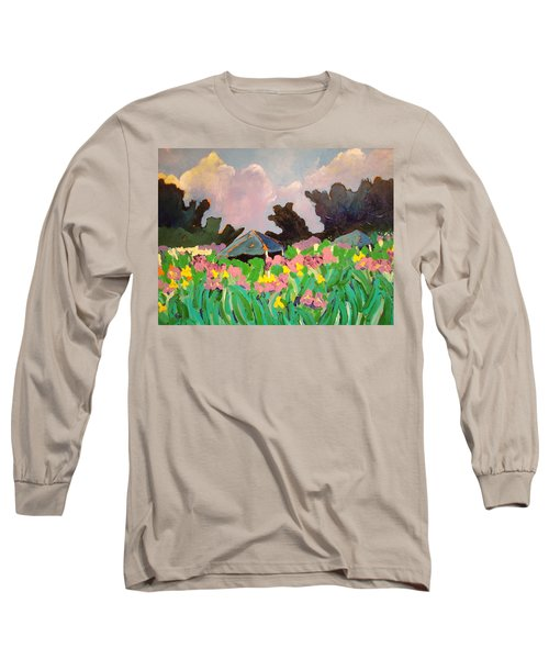 Garden Party 2 Long Sleeve T-Shirt