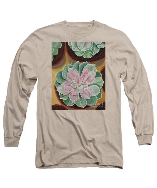 Garden Rossette Long Sleeve T-Shirt