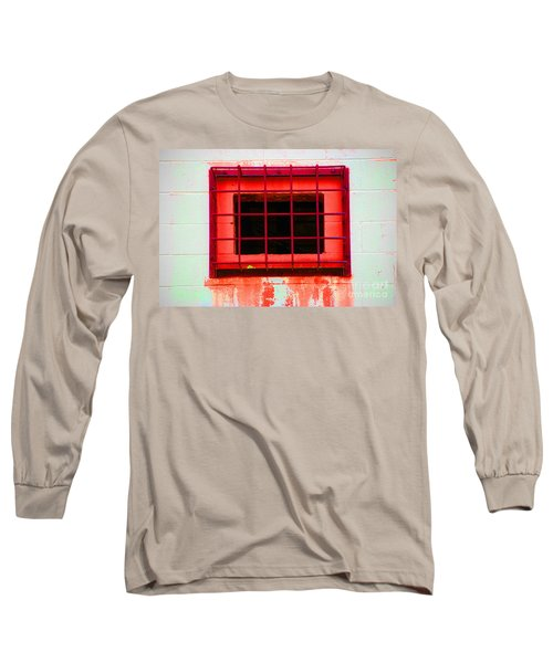 Long Sleeve T-Shirt featuring the photograph Gated Community by Christiane Hellner-OBrien