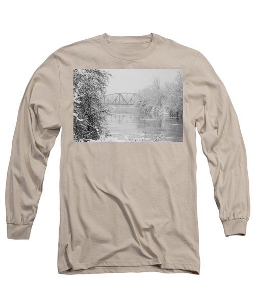 Genesee River Long Sleeve T-Shirt