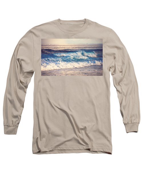 Gentle Light  Long Sleeve T-Shirt