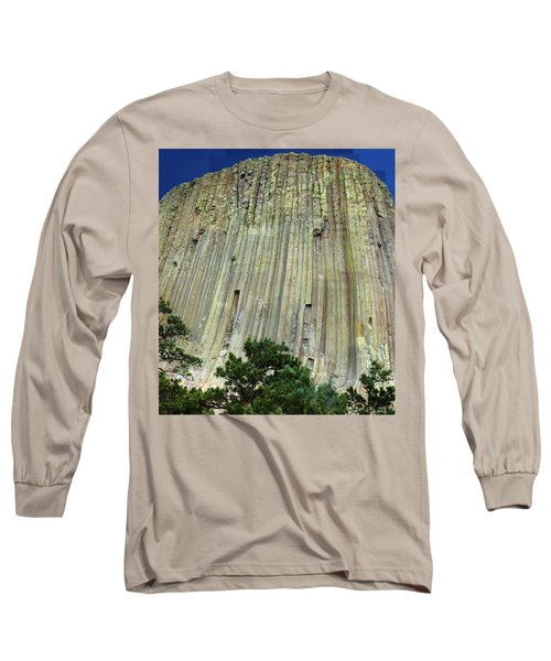 Geology Triptych - Two Long Sleeve T-Shirt
