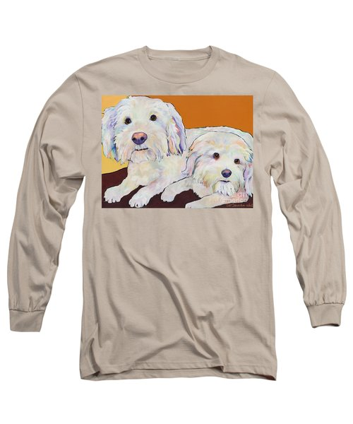 George And Henry Long Sleeve T-Shirt