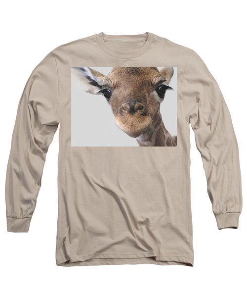 Giraffe Baby Long Sleeve T-Shirt