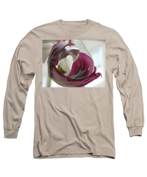 Glass Beauty Long Sleeve T-Shirt by Michael Krek