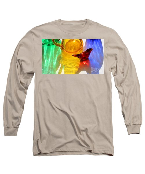 Glass Reflections #8 Long Sleeve T-Shirt