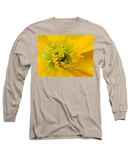Long Sleeve T-Shirt featuring the photograph Glory Of Nature by Deb Halloran