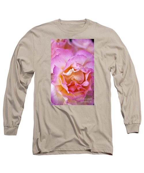 Glow From Within Long Sleeve T-Shirt by David Millenheft