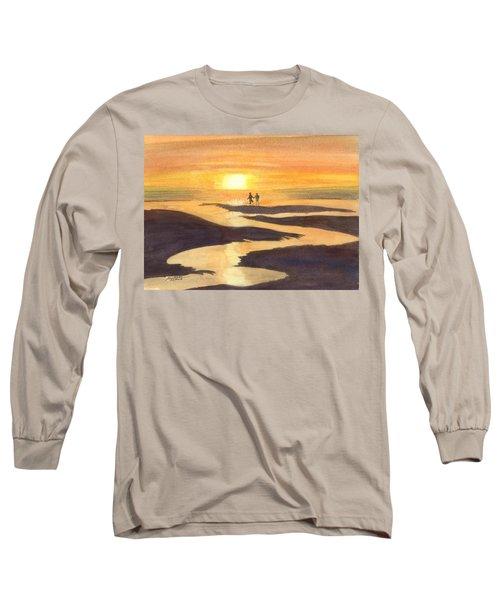 Glowing Moments Long Sleeve T-Shirt