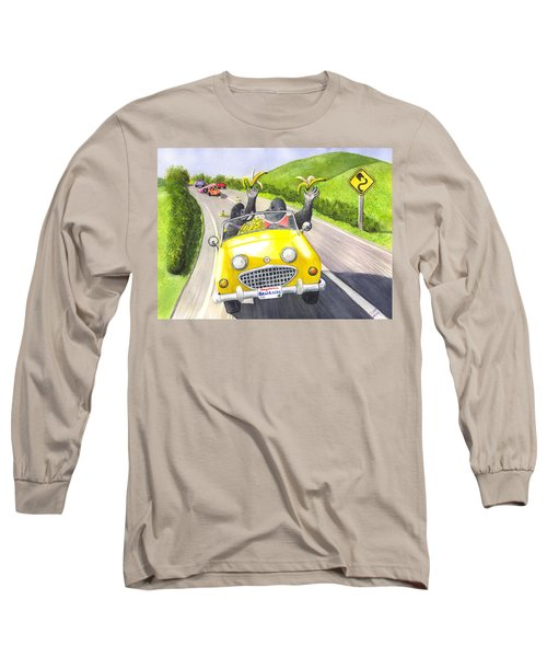 Going Bananas Long Sleeve T-Shirt