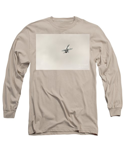 Going Vertical IIi Long Sleeve T-Shirt by Ray Warren