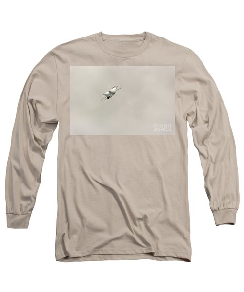 Going Vertical Long Sleeve T-Shirt by Ray Warren