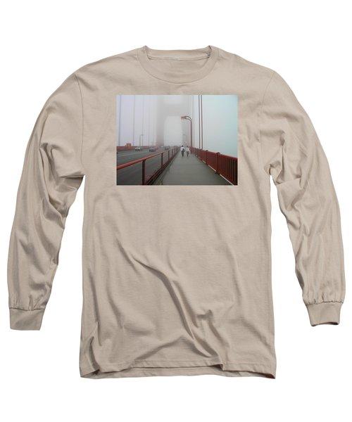 G. G. Bridge Walking Long Sleeve T-Shirt