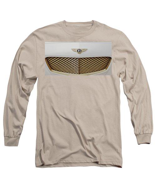 Golden Grill Bentley Long Sleeve T-Shirt by Maj Seda