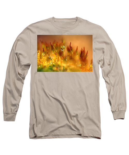 Golden Palette Long Sleeve T-Shirt