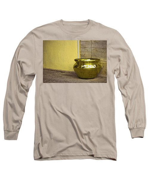 Golden Pot Long Sleeve T-Shirt