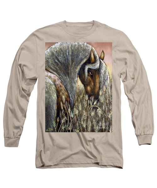Golden Years Harvest Long Sleeve T-Shirt
