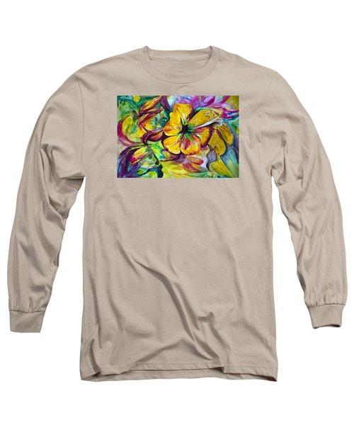 Good Days Long Sleeve T-Shirt by Harsh Malik