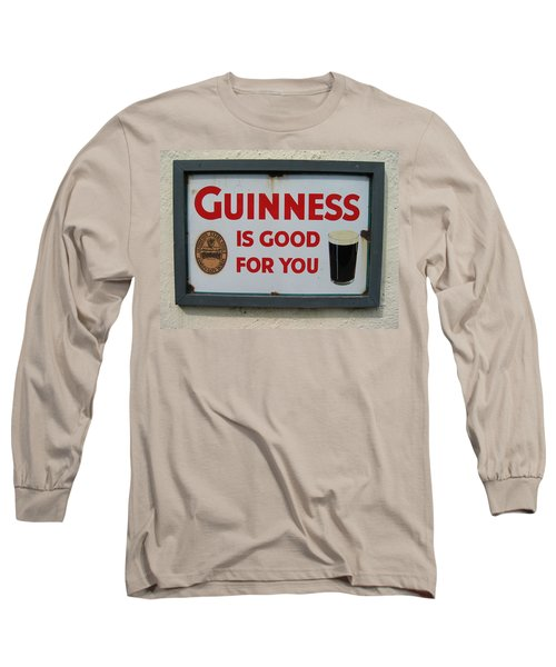 Good For You Long Sleeve T-Shirt