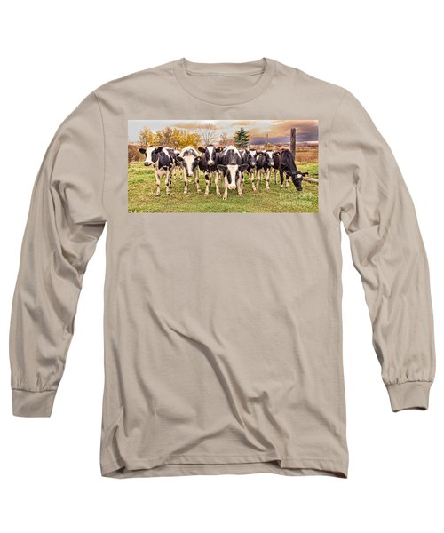 Got Grain? Long Sleeve T-Shirt