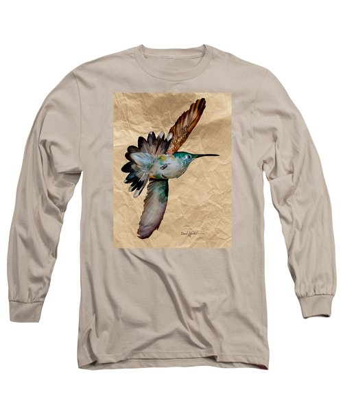 Da180 Grace Daniel Adams Long Sleeve T-Shirt