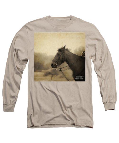 Graceful Beauty Long Sleeve T-Shirt