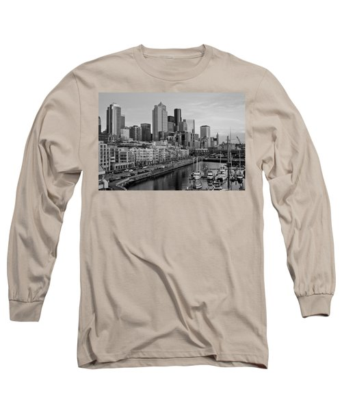 Gracefully Urban Long Sleeve T-Shirt by Mike Reid
