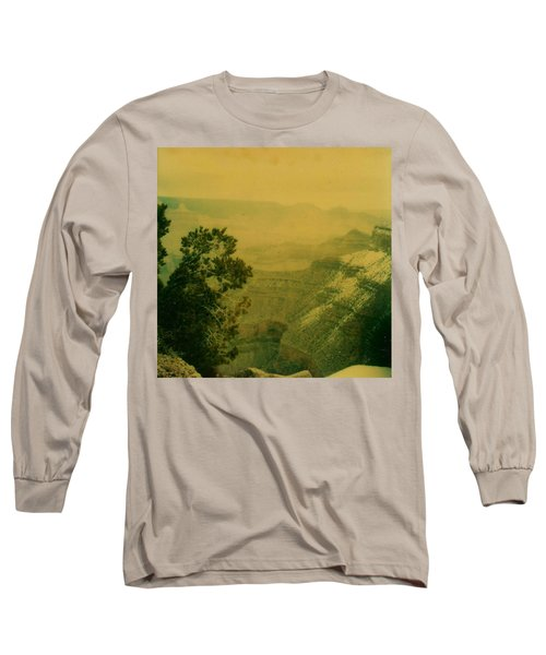 Long Sleeve T-Shirt featuring the photograph Grand Canyon by Amazing Photographs AKA Christian Wilson