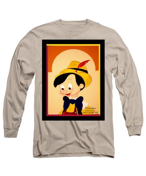 Grant My Wish - Please Long Sleeve T-Shirt