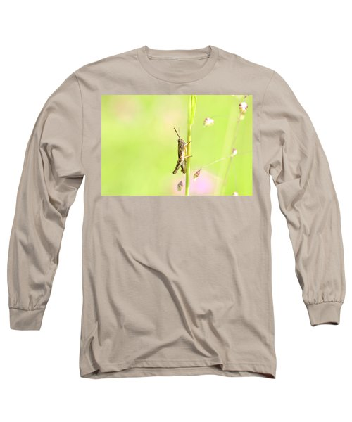 Grasshopper  Long Sleeve T-Shirt by Tommytechno Sweden