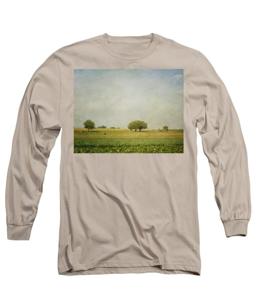 Grazing Long Sleeve T-Shirt