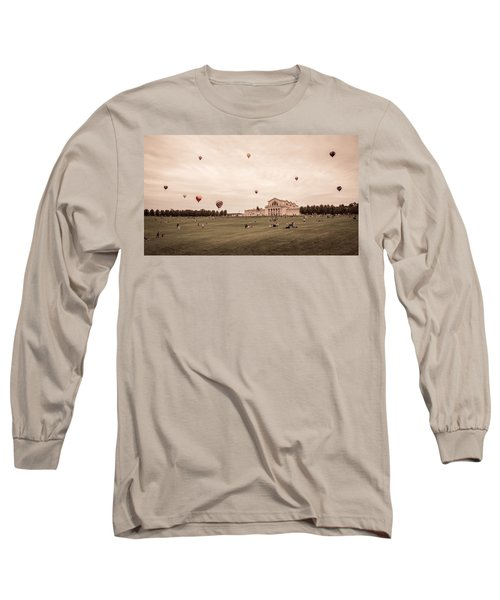 Great Forest Park Balloon Race Long Sleeve T-Shirt