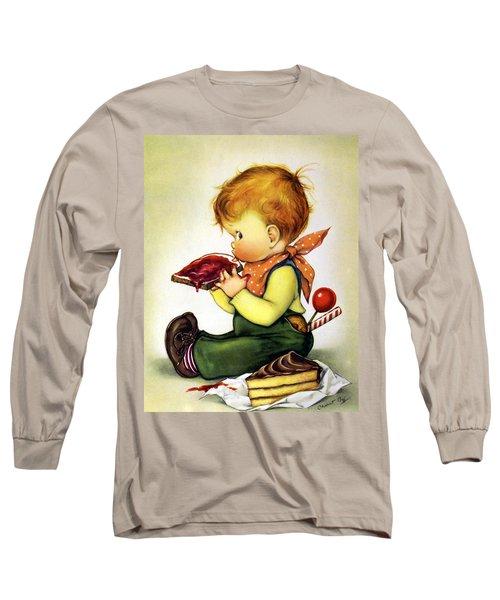 Greedy Petey Long Sleeve T-Shirt