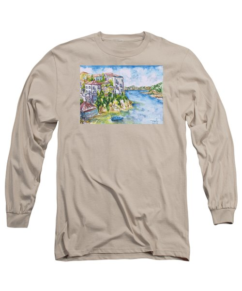 Greek Playground  Long Sleeve T-Shirt
