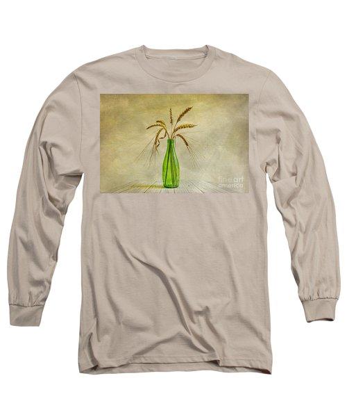 Green Bottle Long Sleeve T-Shirt