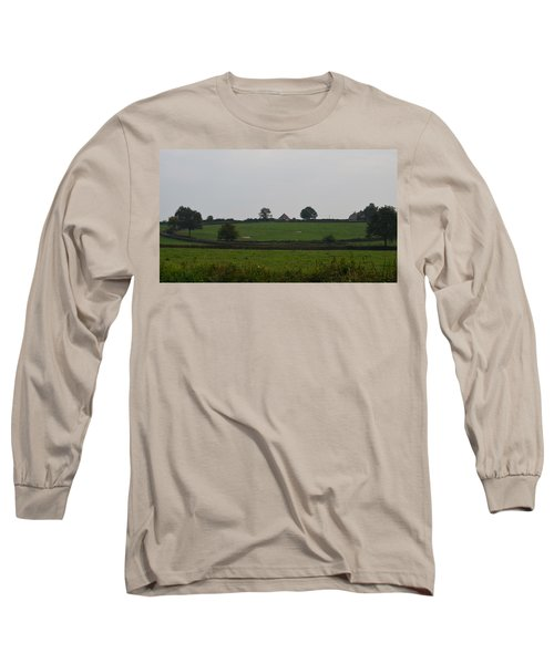 Green Pastures Long Sleeve T-Shirt