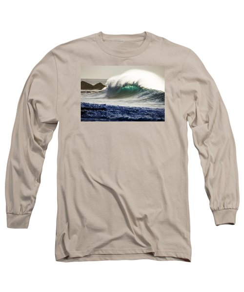 Green Torch Long Sleeve T-Shirt
