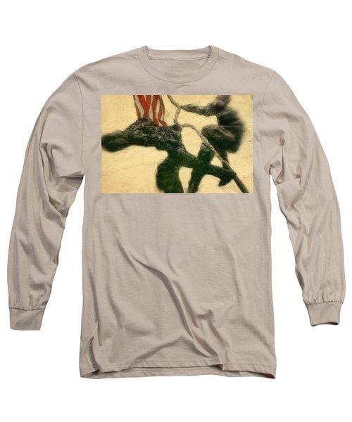 Gridlock Long Sleeve T-Shirt