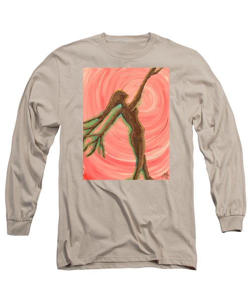 Growing Pulse Long Sleeve T-Shirt